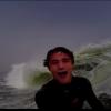 【動画】抜けた後に再度訪れる全体1分の波のトンネル(チューブ)のチューブバレル!動画
