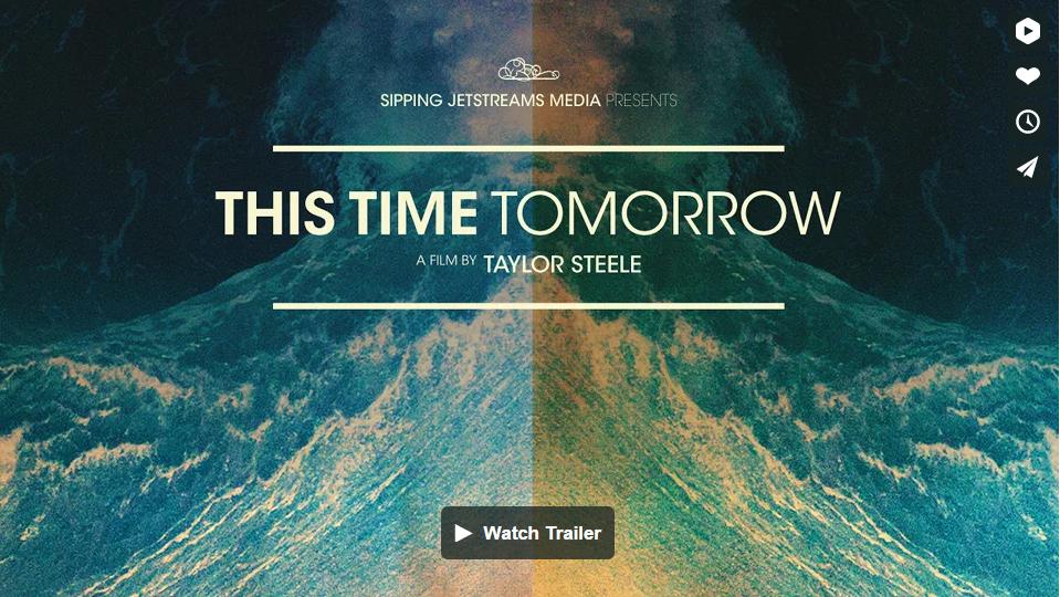 筆者のお勧めする、サーフDVD_「THIS TIME TOMORROW」Taylor Steele (テイラースティール)