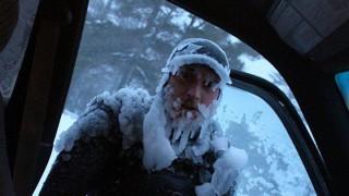 【画像】ウィスコンシン州のサーファー極寒中の中の五大湖での2時間のサーフィン画像