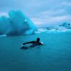 【動画】北極にて酷寒の地のサーフムービー【一部画像あり】