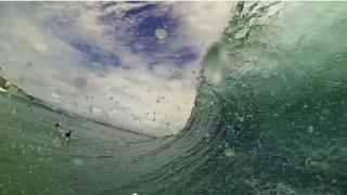 【動画】オーストラリアのチューブをくぐるBRENT DORRINGTON(ブレント・ドリントン)