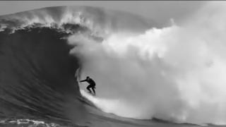 【動画】World Surf Leagueが送るビッグ ウェーブ賞の告知13秒動画