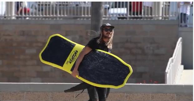 伝説のスケーターChristian Hosoi (クリスチャン・ホソイ)のハンマーヘッドサーフボードが出来るまで