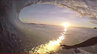 【動画】GoPro動画1万ドルの価値のあるチューブ動画cjhobgood(クリフトン・ジェームス・ホブグッド)