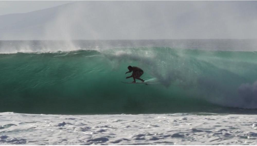 Granger Larsen(グランガー・ラーセン)の近距離撮影マウイ島セッション