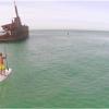 【動画】2014年から2015年の空撮動画集イルカ・クジラ・SUP・サーフィン・ロングボード・ジェット何でもあり
