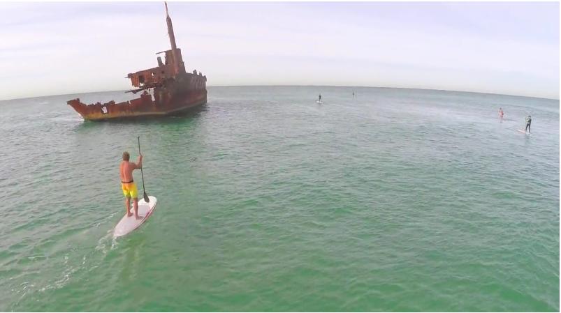 2014年から2015年の空撮動画集イルカ・クジラ・SUP・サーフィン・ロングボード・ジェット何でもあり