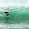 【動画】スキムボード初めは小波・・・インサイドに向けてショアブレイクでチューブライディング