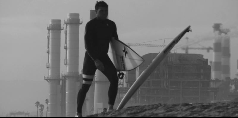 Dane Zaun (ダネ・ザウン)ロサンゼルスでの工場のポイントセッション