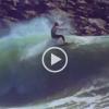 【動画】The Wedge Newport Beachで頭サイズ以上の波でのフローターアクション!