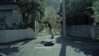【動画】アクションショートムービー、ハラハラドキドキなスケーター(春日潤也)by針生悠伺