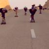 【動画】ロングスケートボード ガールズ:映像クリップ「OPEN」