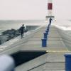 【動画】アメリカミシガン湖でのビックウェーブサーフ