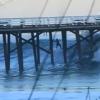 【動画】Laird Hamilton(レイアード・ハミルトン) がマリブ桟橋の下をライディングでくぐる!