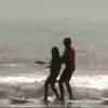 【動画】盲目のHaben Girmaはサーフィンにチャレンジ