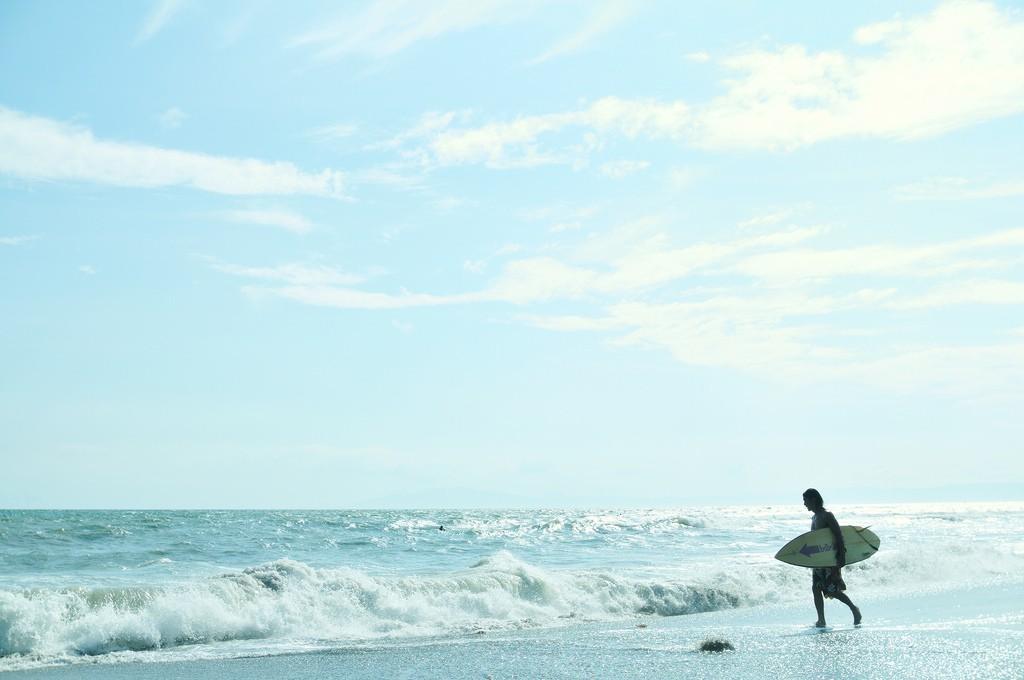 色々な超人勢ぞろい、サーフィンもあるよ!