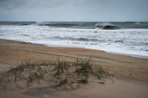 寒波があった、南カリフォルニアのサーフィンの様子_7
