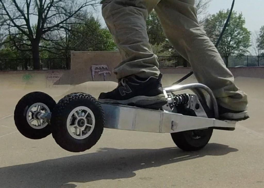 全地形スケートボードは発売できるのか?
