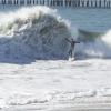 【動画】カリフォルニア州のハンティントン・ビーチのスポット、ビーチブレイクの様子