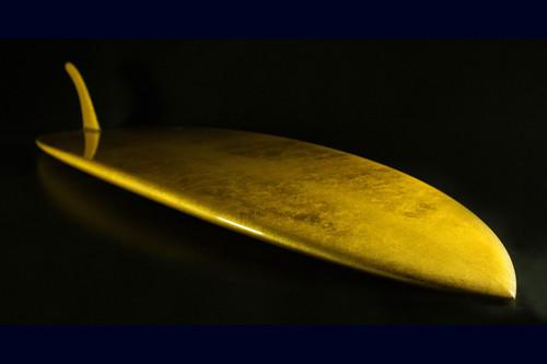 純金のサーフボードThe Aureus!そのお値段は?
