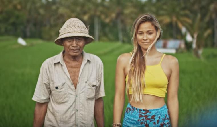 バリ島での3人のエンジェルのライディング動画、Tia Blanco(ティア・ブランコ)もいるよ!