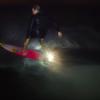 【動画】目立ちたがり屋のJamie O'Brien(ジェイミー・オブライアン)のナイトサーフィン