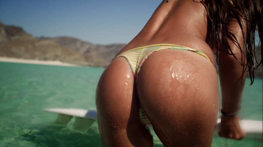 ポロりもあるよ!夏はもうそこ!Miss Reef Video!!