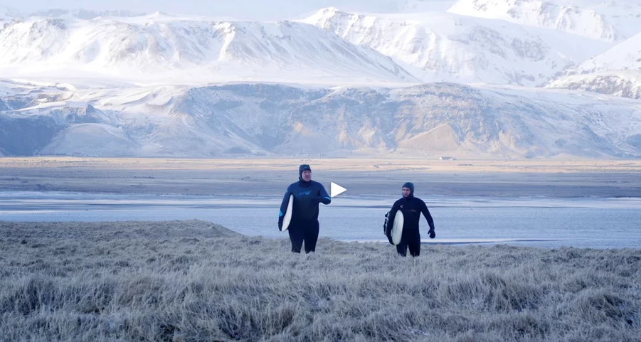 ちょっとの笑いあり、英国人がアイスランドへ