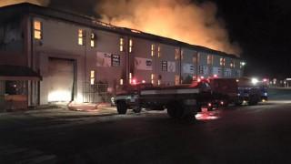 【画像】Billabong J-Bay Factory火災で全焼