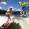 【動画】まさかの?Pokemon GO Surf!