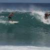 【動画】混雑する夏の海のライディングは要注意!