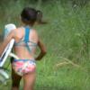 【動画】若干8歳の天才サーフガールその名もSky(スカイ)