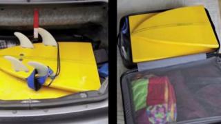 【動画】サーフボードは折りたたんで持ち運ぶ時代?