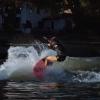 【動画】ウェイクサーフィンの女王のアグレッシブなライディング