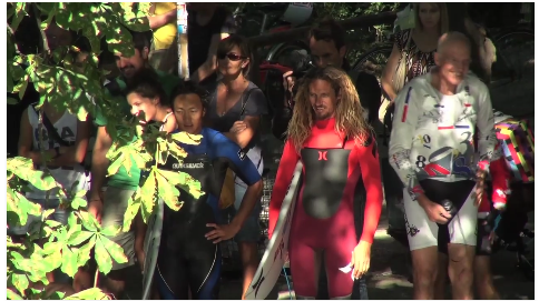 サーフ界のレジェンドRob Machadoがリバーサーフィンにチャレンジ