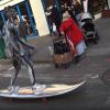 【動画】SILVER SURFERがニューヨークに降り立つ!