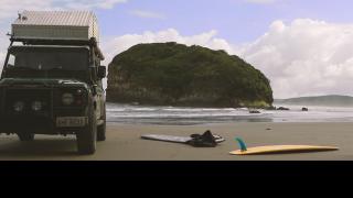 【動画】車で移動をし波を求めている人必見!スローライフがここにある