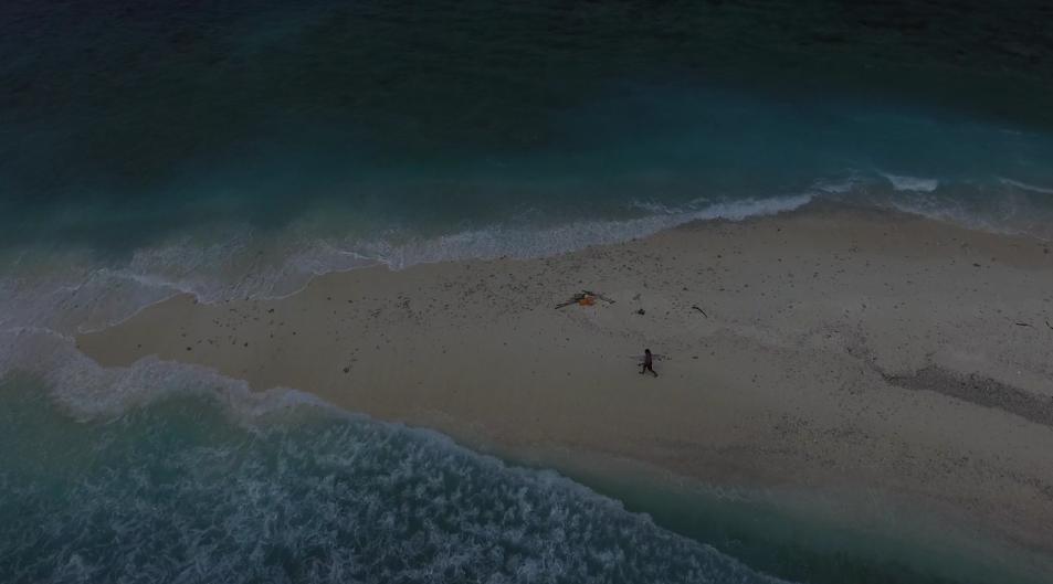 映像美inモルティブ諸島でのショートムービー