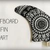 【動画】サーフボードのFINをあなた色にカスタムしませんか?
