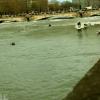 【動画】バクス地方のとある場所でリバーサーフィン