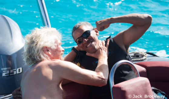 オバマ大統領が8年間大統領としてサーフィンすることが出来なかった