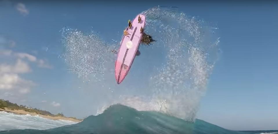 亜熱帯のサーフィンの遊園地プエルトリコ