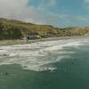 【動画】ペルーのサーフスポットは漁船が見えるスポット