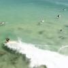 【動画】オーストラリアのヌーサのポイントは透明度とロングライドをお約束