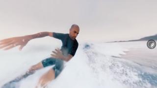 【360度動画】マウスでぐりぐりケリースレーターのライディング