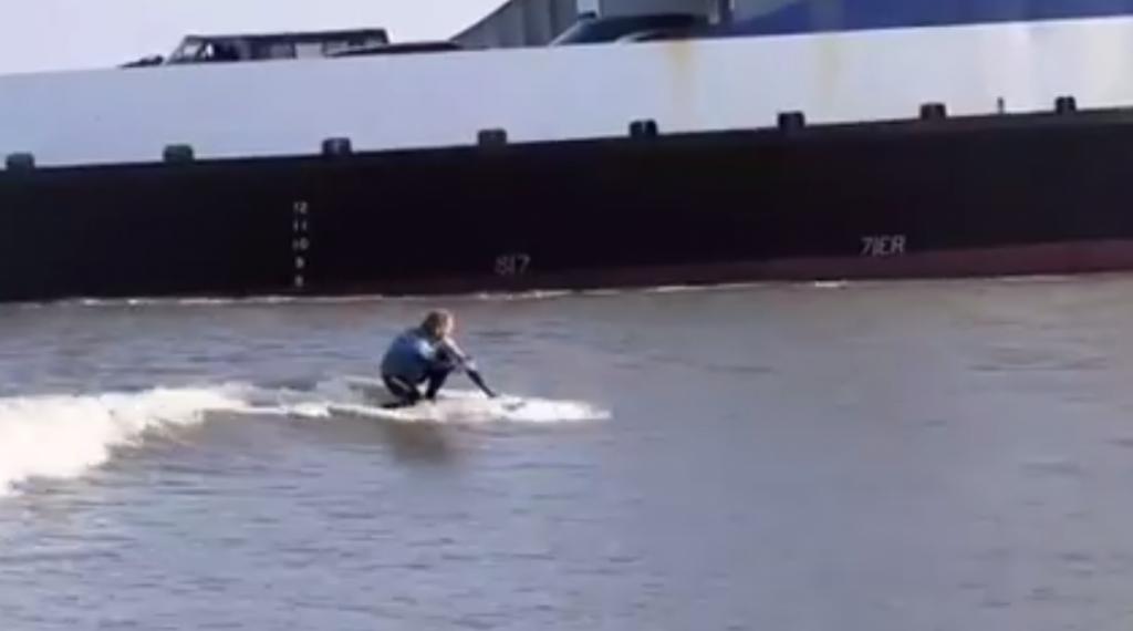 どんな波でも乗り続けたい!