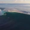 【動画】6月のインドネシアのメンタワイ諸島のパーフェクトチューブ