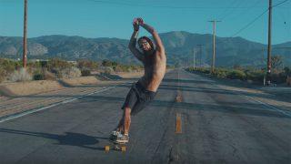【動画】Skrillexの新しいミュージックビデオに登場する魅力的なロングボードスケーター