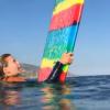 【動画】13歳のロングボーダーの華麗なハングテン(両足の指をひっかける技)