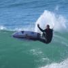 【動画】南アフリカ J-BAYのプロサーファークリップ